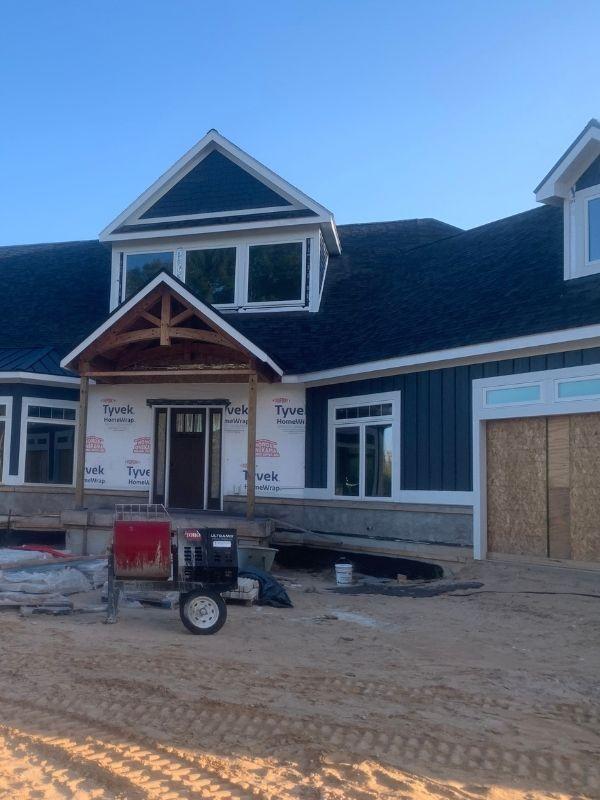 Custom Home Build Constrcution Managment