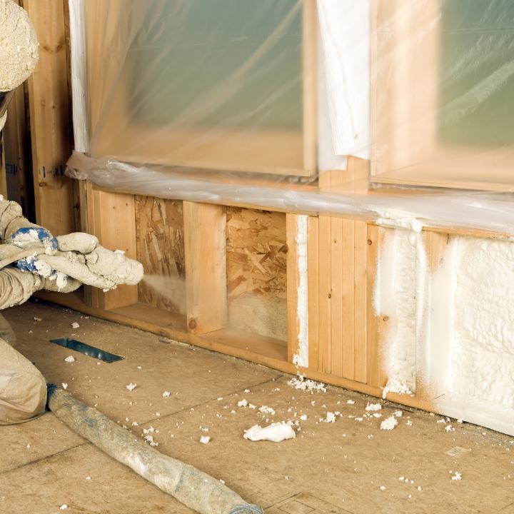 michigan spray foam insulation